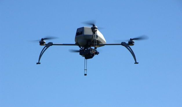 Drones La Menace