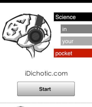Tester le cerveau avec un iPhone